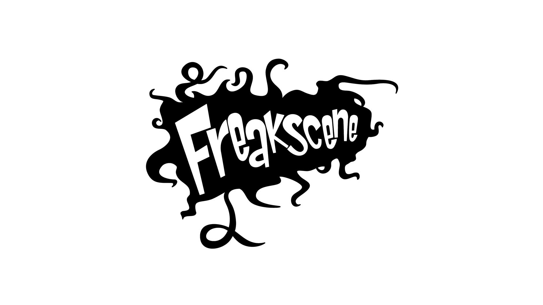 Freakscene logo design