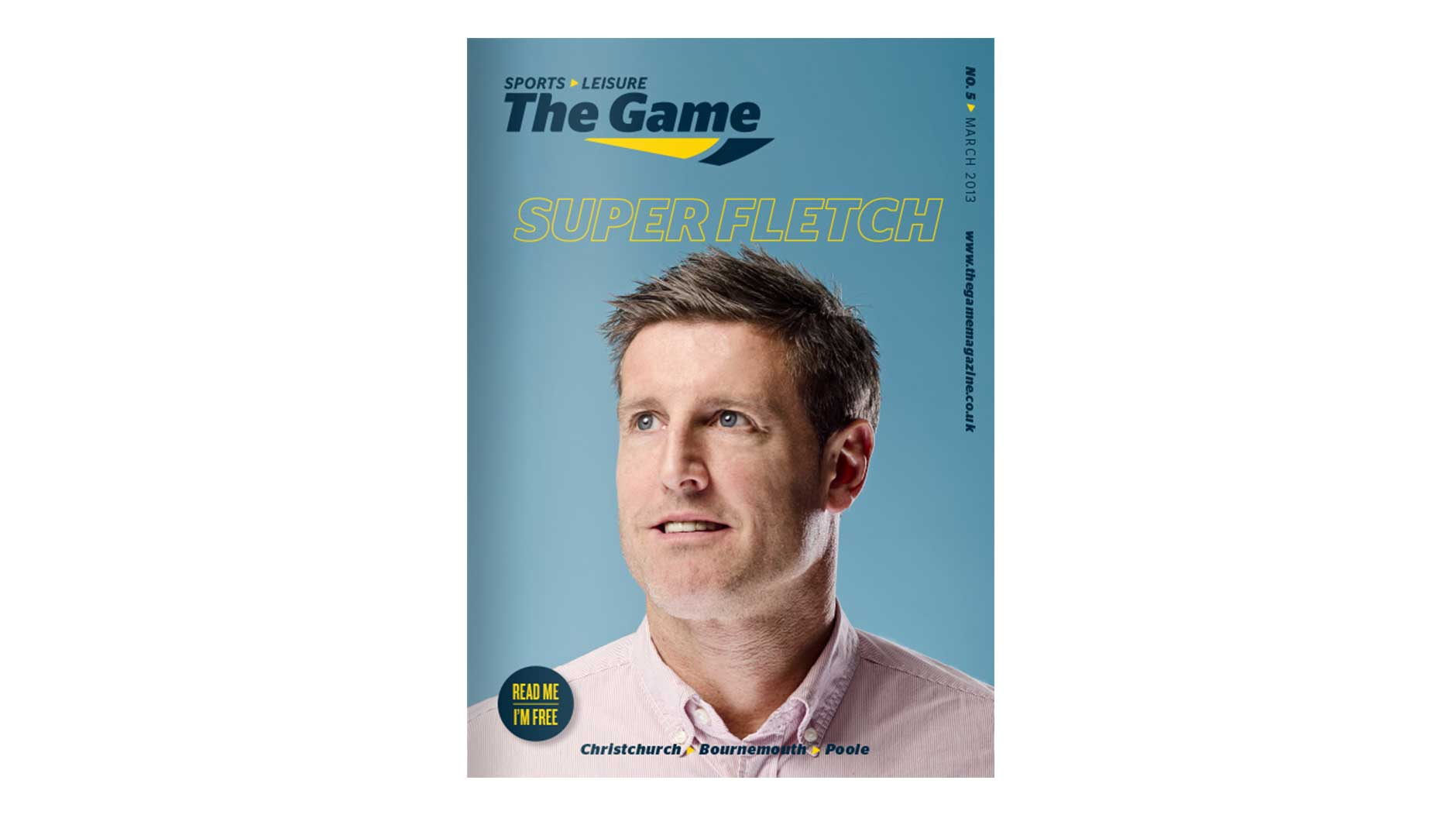 Game Magazine March 2013 front cover