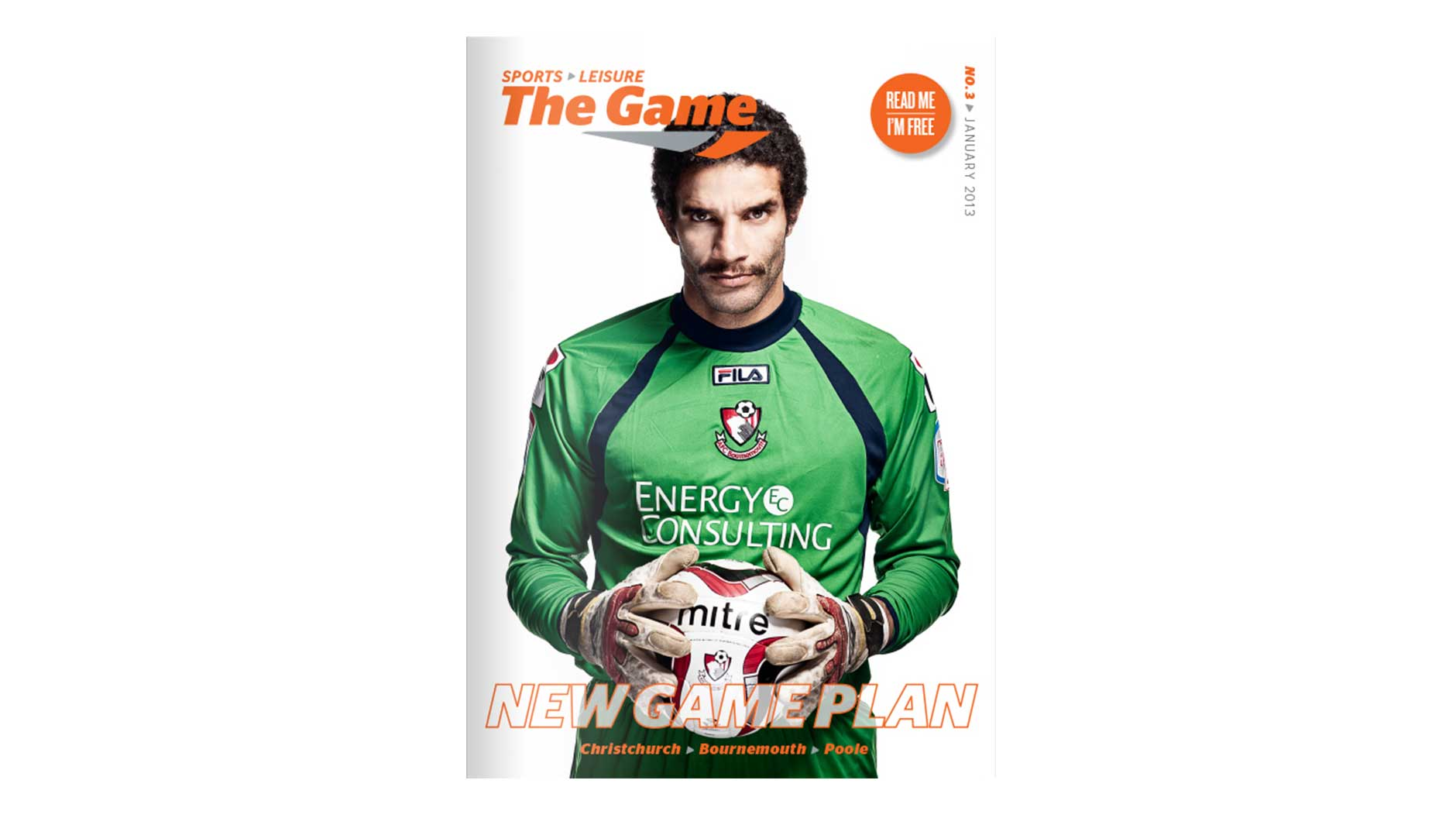 Game Magazine January 2013 front cover